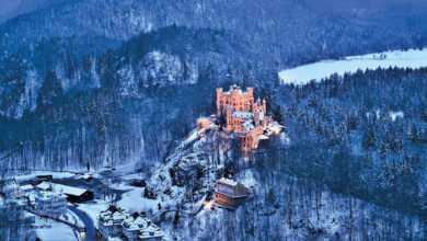 Photo of Königliche Weihnachten in Hohenschwangau