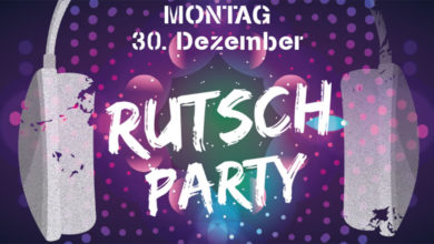 Photo of Rutschparty