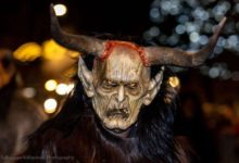 "Photo of 1. Krampuslauf der ""Bockbacher Almtuifl"" in Steeg im Lechtal"