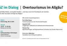 "Photo of Podiumsdiskussion ""Overtourismus im Allgäu?"""