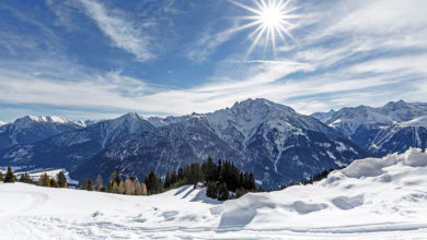Photo of Winterwandern im Lechtal