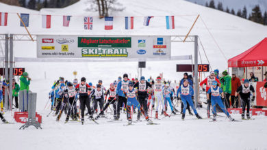 Photo of Der Ski-Trail vom 16. bis zum 19. Januar 2020