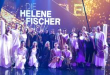 Photo of DIE PÄPSTIN in der Helene Fischer Show