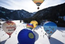 Photo of 25. Internationales Ballonfestival Tannheimer Tal