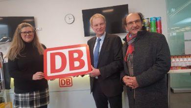 Bild von Deutsche Bahn eröffnet neuen Schalter in Füssen
