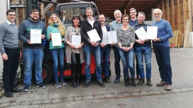 Photo of Erfolgreiche Zertifizierung der Wertachtal-Werkstätten