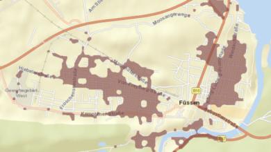 Photo of Schnelles Internet für 1800 Füssener Haushalte