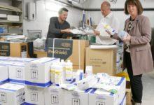 Photo of Coronavirus: Erste Teillieferung für Schutzausrüstung eingetroffen – Feuerwehr hilft bei der Verteilung