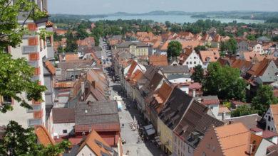 Photo of Füssen erhält Förderung für Aufwertung der Innenstadt