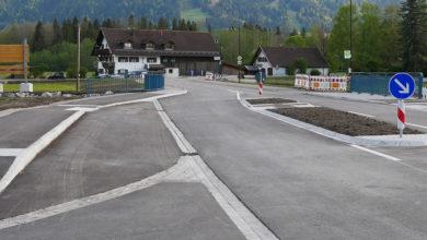 Photo of Verkehr in der Ortsdurchfahrt Pfronten kann bald wieder rollen