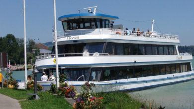 """Photo of Schifffahrten mit der """"LeseLotte"""" auf dem Forggensee"""