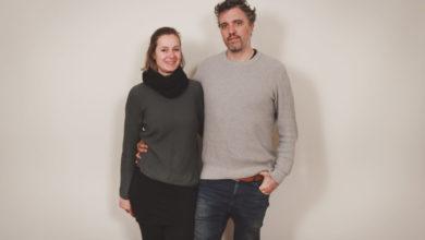 """Photo of """"Im Gespräch mit…"""" dem Künstlerehepaar Daniel und Ela Engel"""