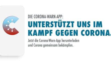 Bild von Staatlich entwickelte Corona-Warn-App veröffentlicht