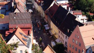 Bild von 40 Jahre Fußgängerzone in Füssen