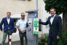 Photo of Handyparken in Füssen eingeführt