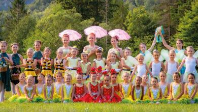 Bild von Die Freude am Ballett