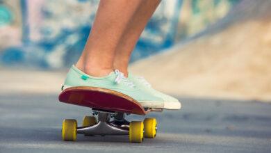 Bild von Ab sofort Maskenpflicht im Skate- und Bikepark