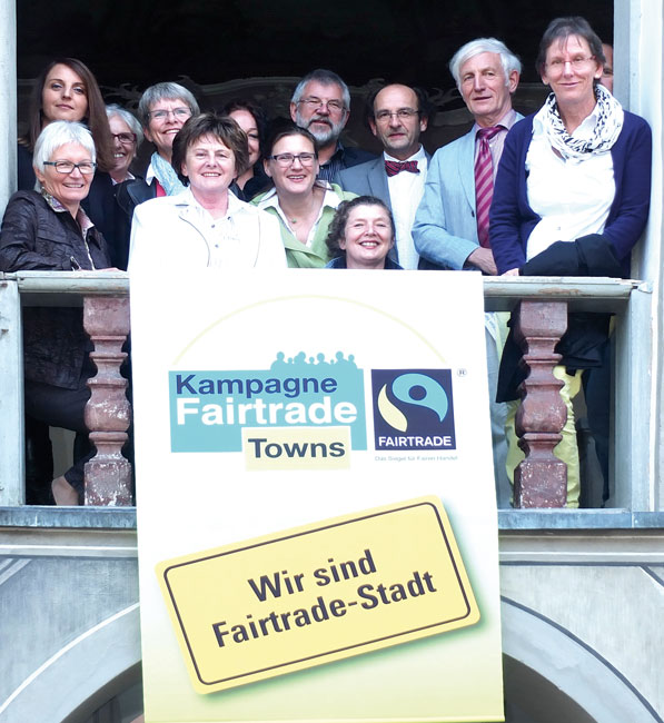 """Photo of Füssen erhält begehrtes Prädikat """"Fairtrade Stadt"""""""